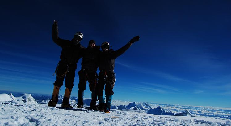 Urus, Ishinca and Tocllaraju Climb (7 days)
