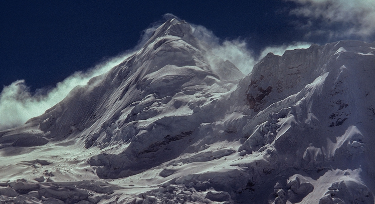 Montaña Tocllaraju