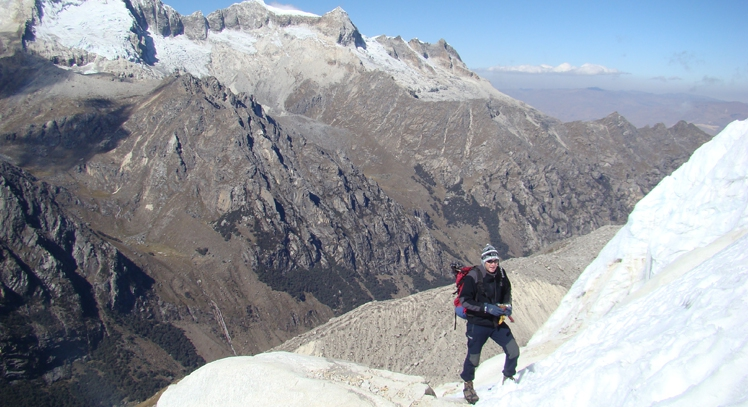 Montañismo en Huaraz