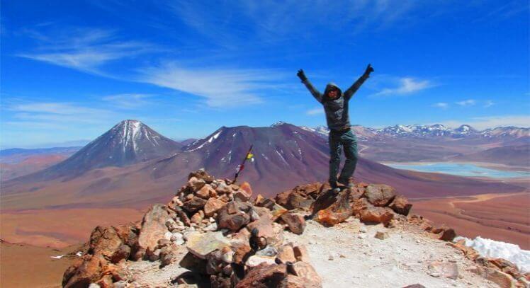Cumbre Cerro Toco