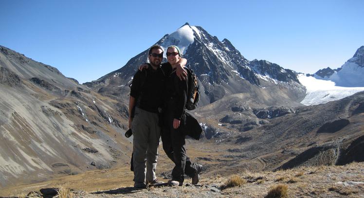 Huayna Potosí Climb (2 days)