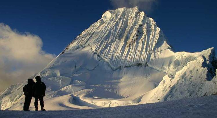 Ascenso Montaña Alpamayo