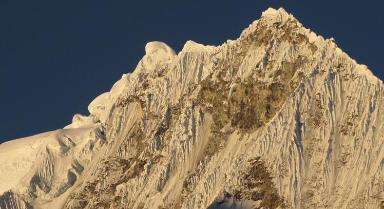 Ascenso Montaña Ranrapalca
