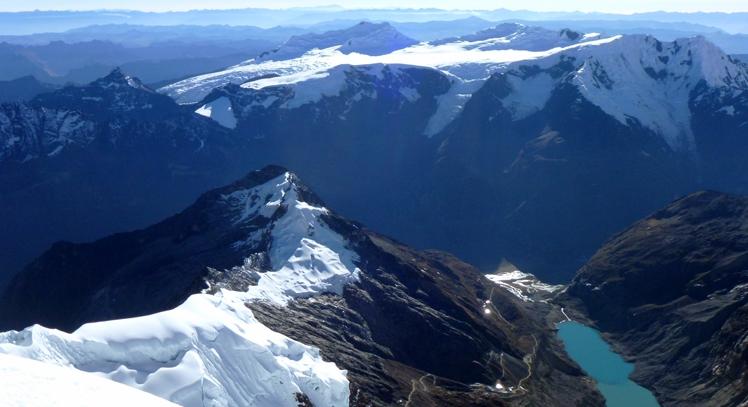 Montaña Ranrapalca
