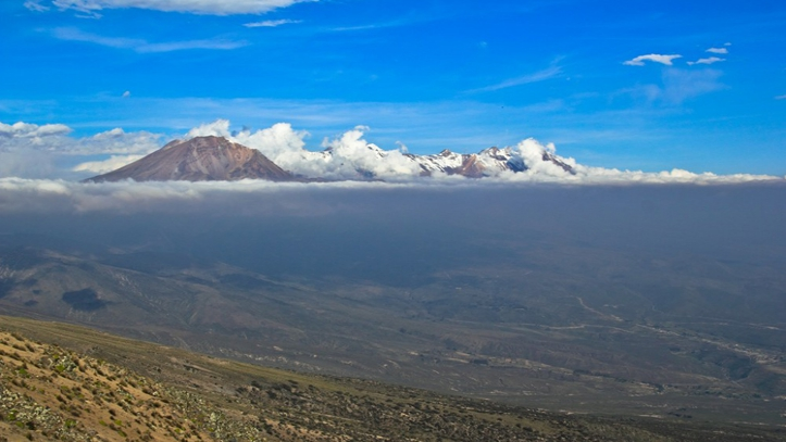Ascenso Volcan Chachani