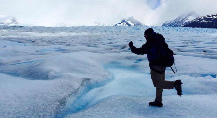 Big Ice Glaciar Perito Moreno