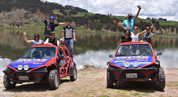 Valle Sagrado en Buggy