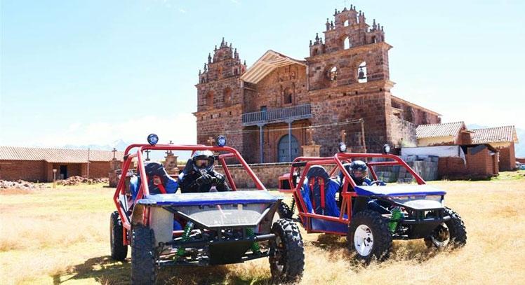 Buggy en Umasbamba