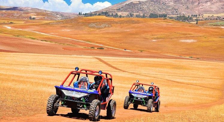 Aventura en los alrededores de Cusco