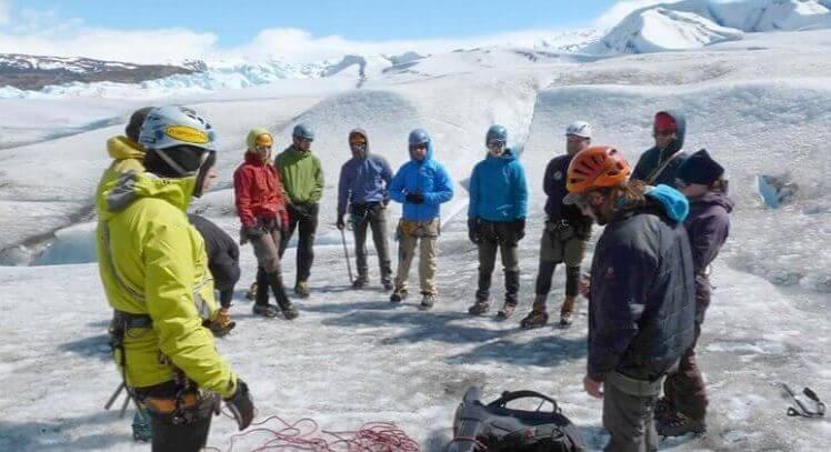 Caminata Glaciar Grey