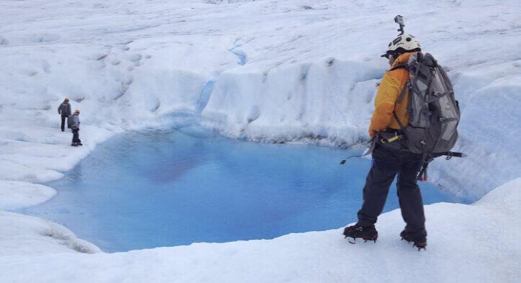 Laguna Glaciar Grey
