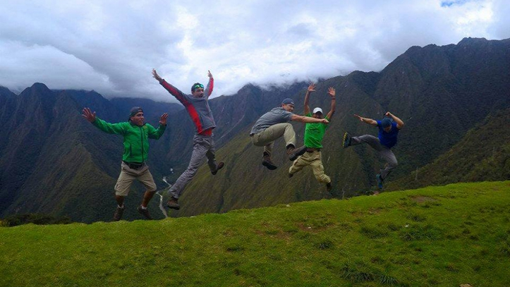 Fun Inca Trail