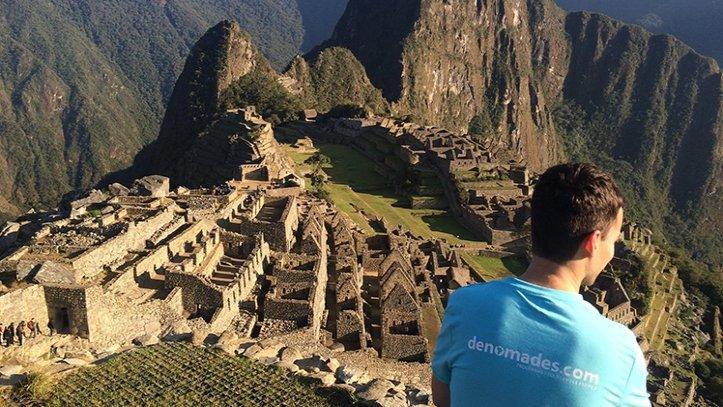 Denomades in Machu Picchu