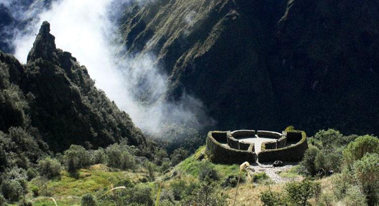 Ruinas de Wiñay Wayna