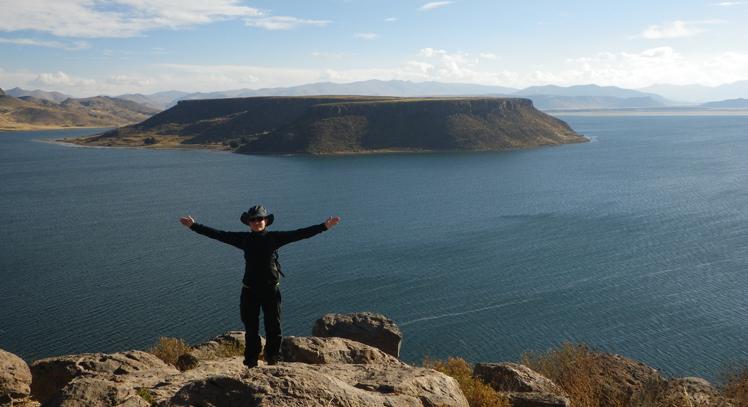 Sillustani Lago Titicaca