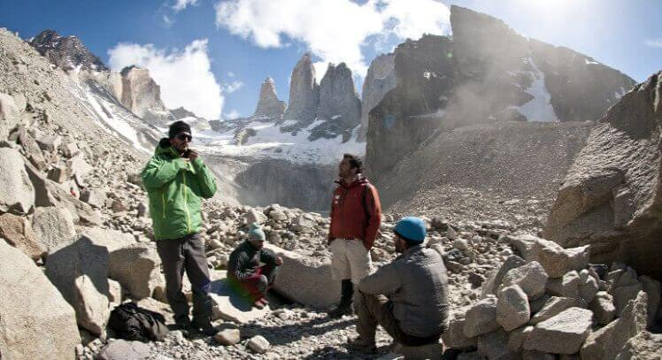 Circuito W Torres Del Paine Camping : Circuito w torres del paine denomades