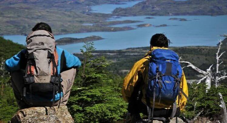 Circuito W Torres Del Paine Camping : Torres del paine w trek itinerary for days adventure alan