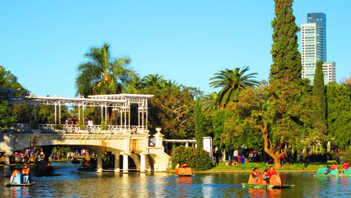 Rosedal Palermo