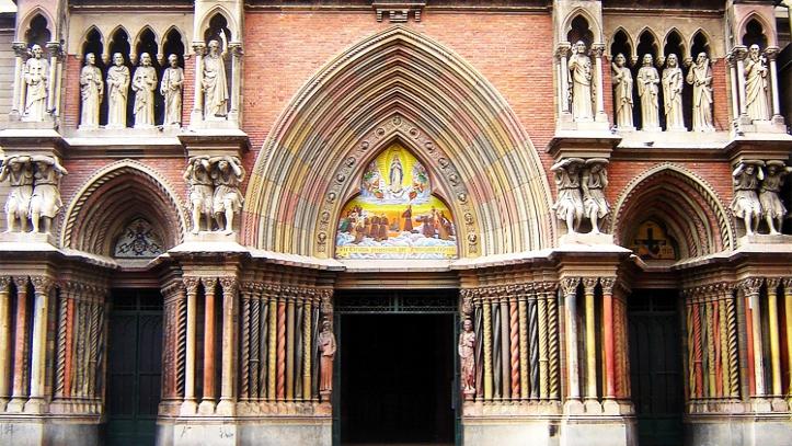 Iglesia Capuchinos