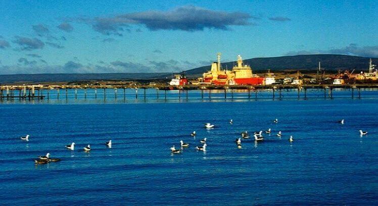 Vista Punta Arenas