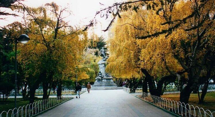 Plaza Punta Arenas