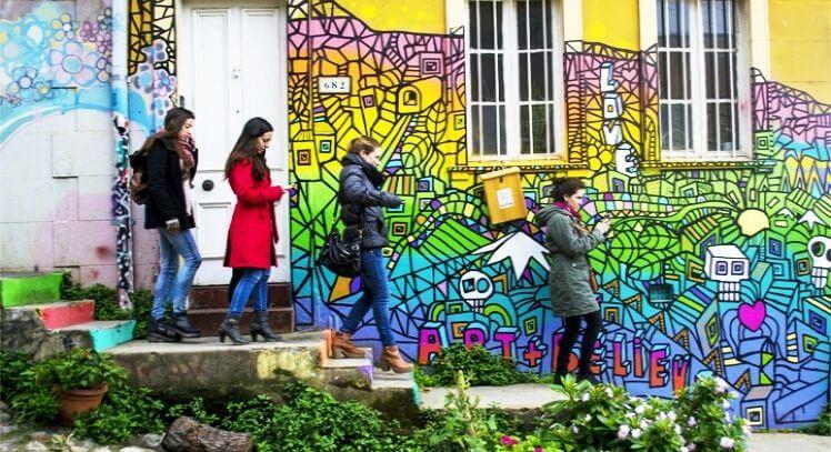 Mural de Valparaíso