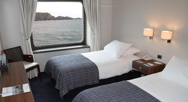Habitación del Crucero Australis