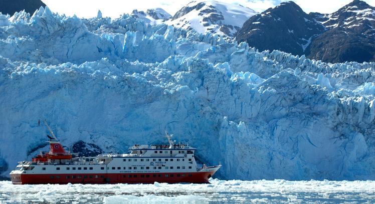 Crucero Skorpios: Ruta Kaweskar (4 días)