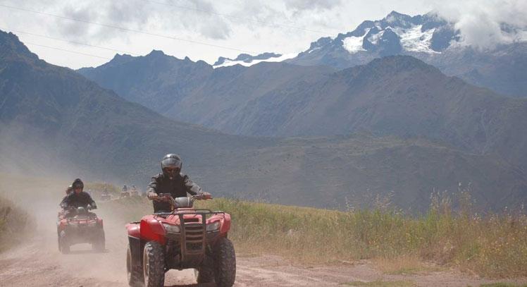 Cuatrimotos en Cusco