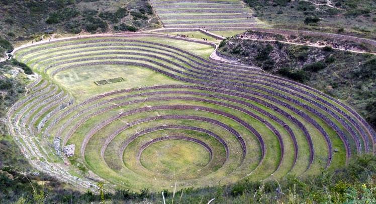 Terrazas de Moray