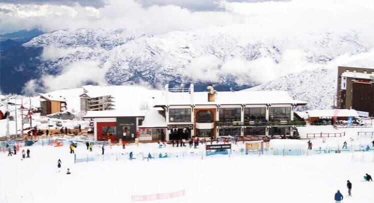 Centro Ski El Colorado