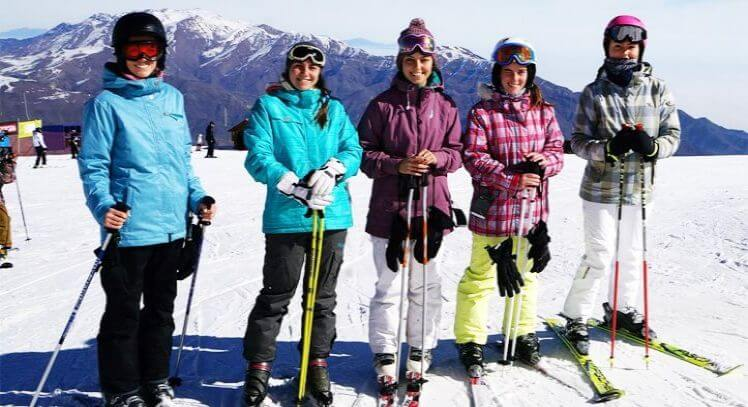 Ski Principiante Santiago