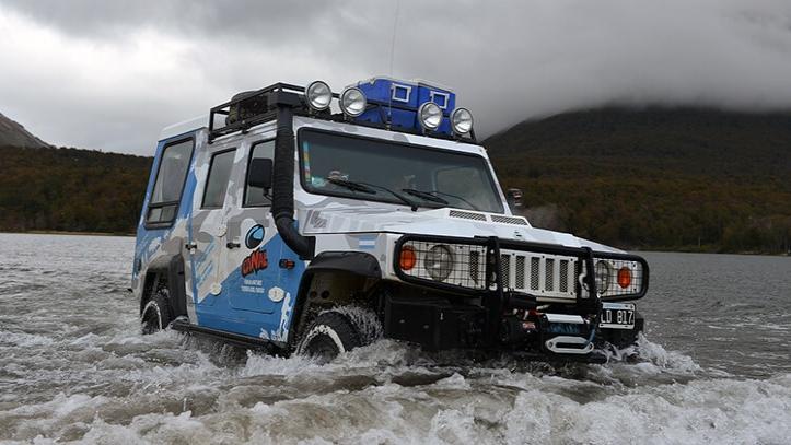 Off-road Ushuaia