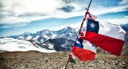 Vista Cerro El Plomo