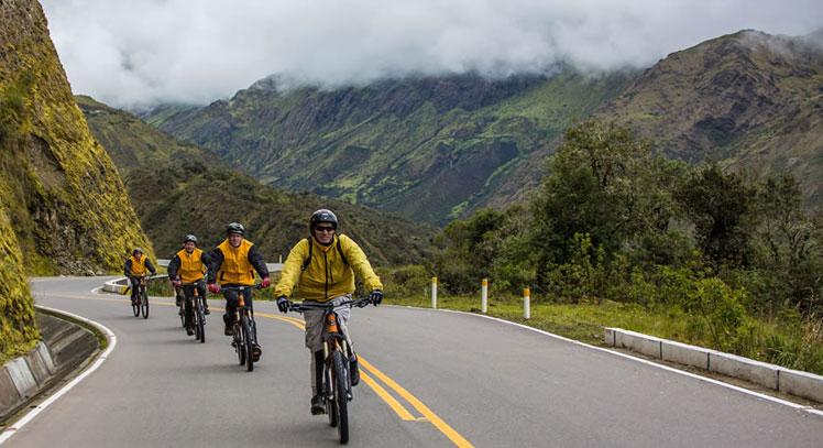 Inca Jungle Superior (4 días)