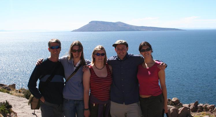 Isla de Taquile Lago Titicaca