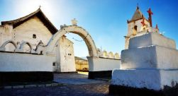 Isluga and Enquelga Hot Springs