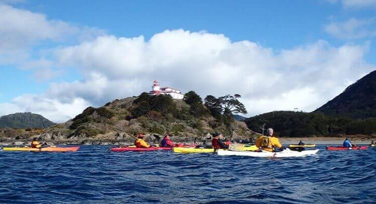 Kayak Faro San Isidro