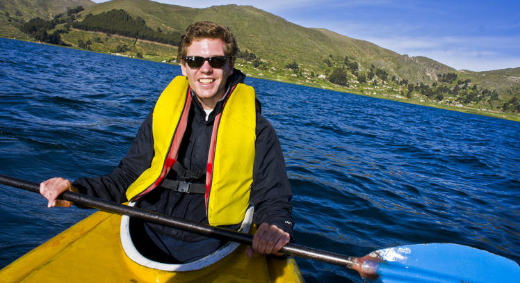 Kayak Islas de Uros