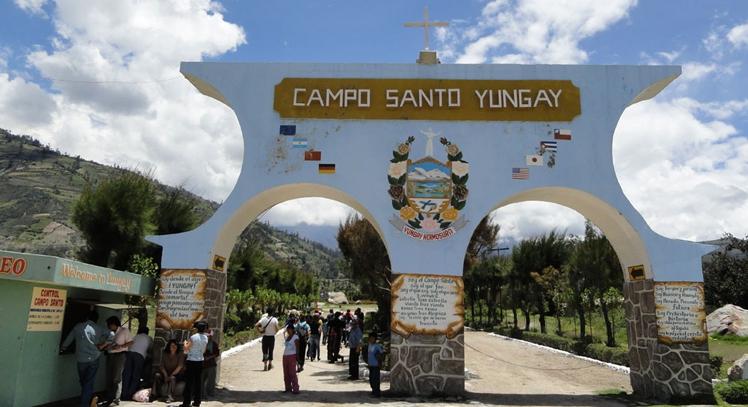 Campo Santo de Yungay
