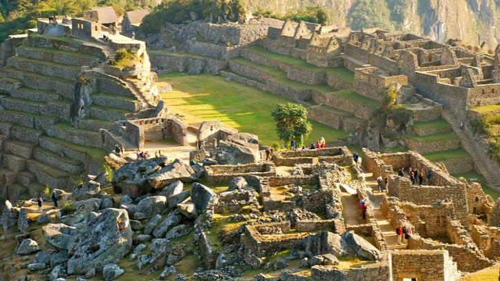Ruinas de Machu Picchu Overnight