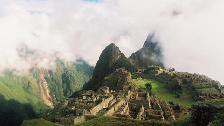 Ciudad Sagrada de Machu Picchu