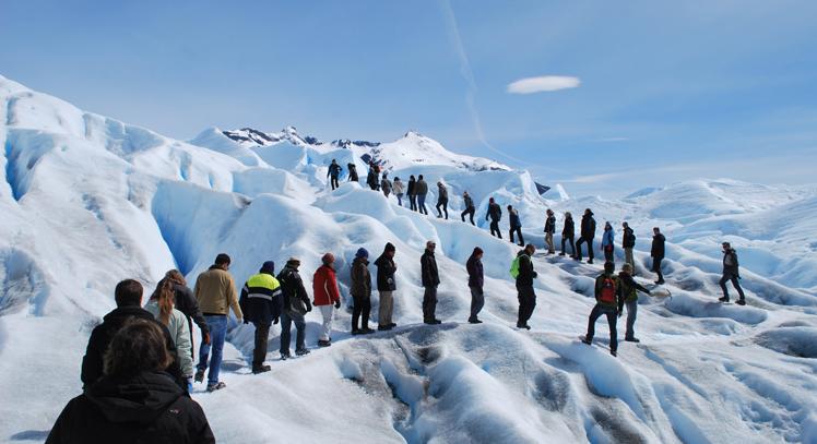 Mini Trilha Geleira Perito Moreno
