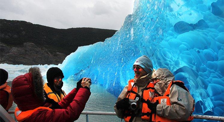 Grey Glacier Navigation