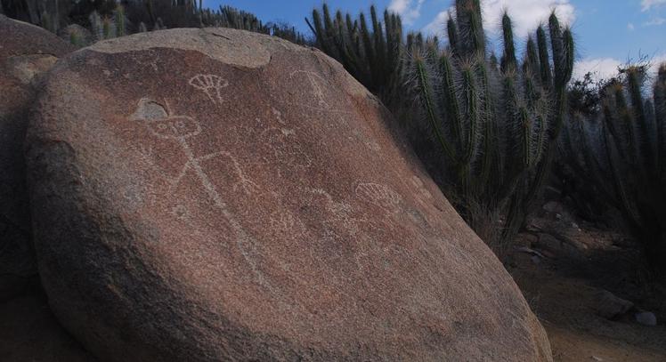 Sitio Arqueológico Valle del Encanto