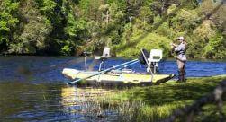 Pesca con Mosca Río Liucura