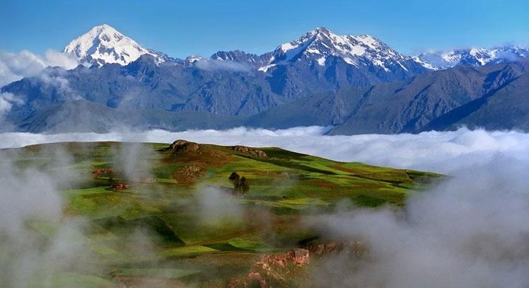 Valle Sagrado desde Cusco