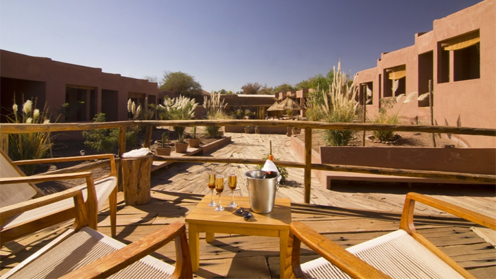Noi Casa Atacama Hotel All Inclusive Program 3 Days 2 Nights