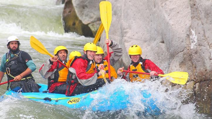 Rafting Río Chili