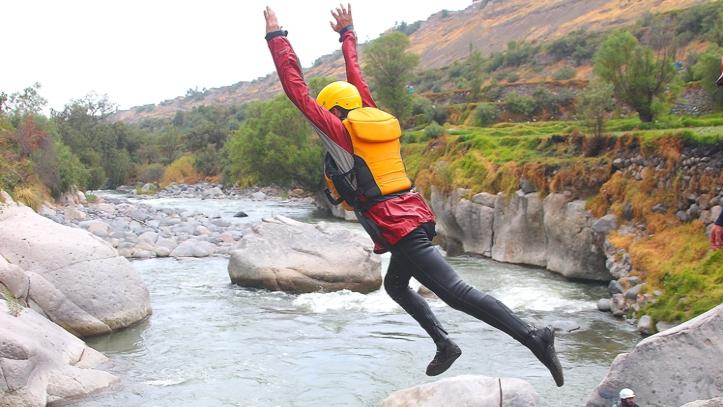 Rafting Chli